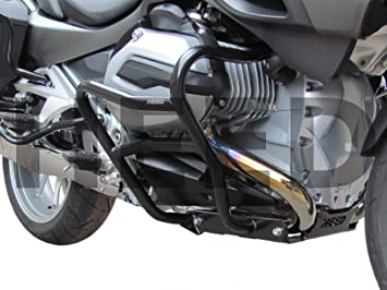Front Crash Bars Heed For Bmw R 1200 Rt Lc 2014 2018 Black