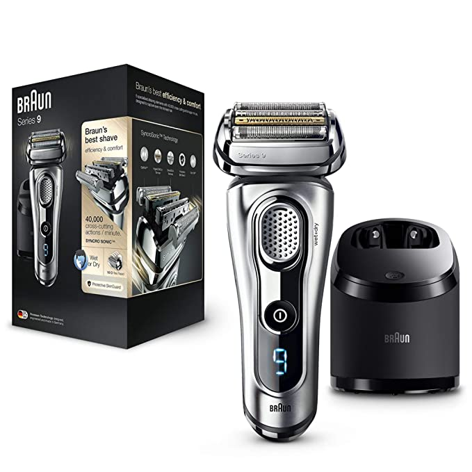 Braun Series 9 9290cc Electric Shaver for Men d5d7f838d74
