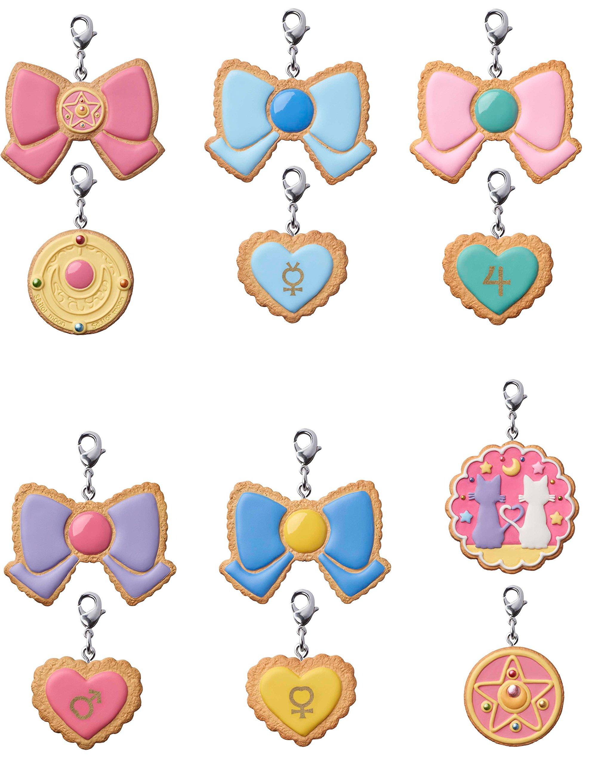 Charm Patisserie Sailor Moon cookies Charm (BOX)