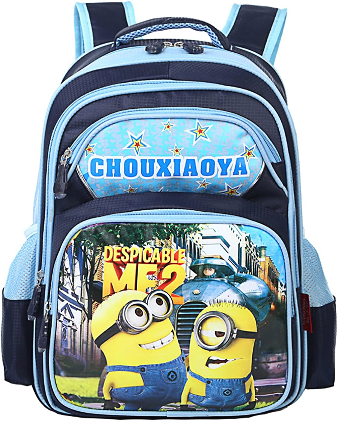 KIDS DESPICABLE ME 2 MINIONS MOVIE BACKPACK BAG RUCKSACK