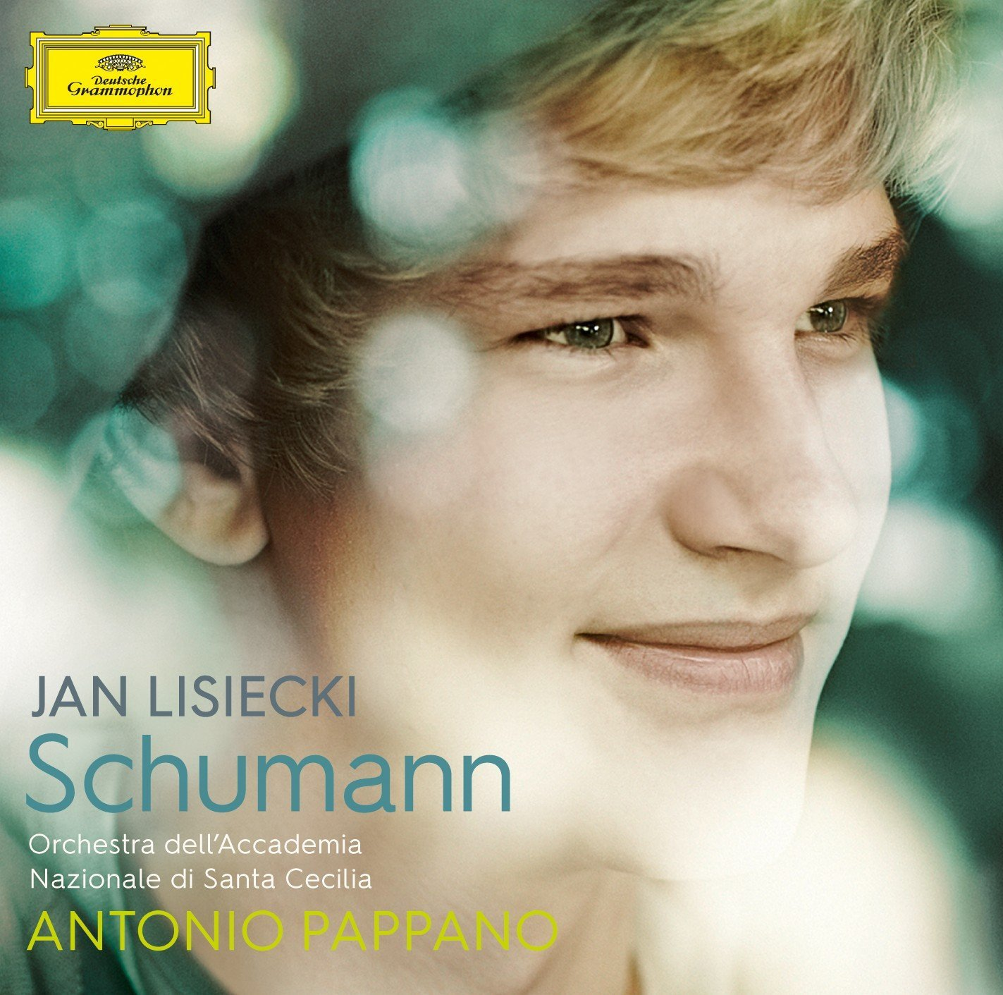 CD : JAN LISIECKI - Schumann (CD)
