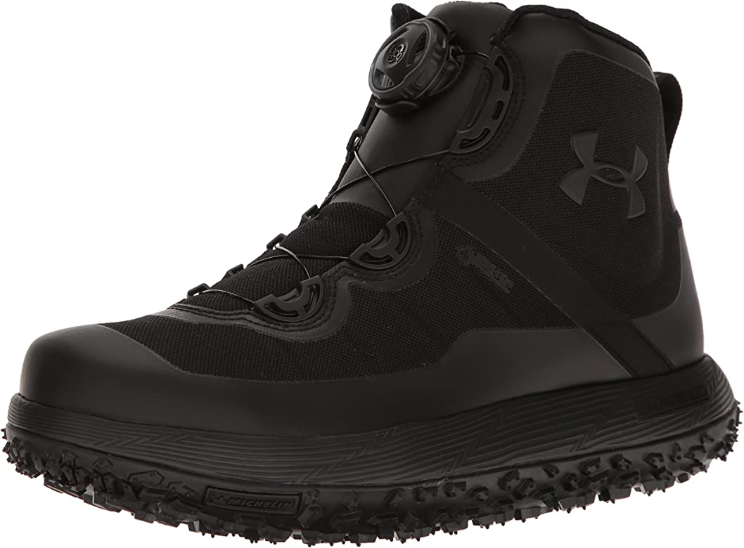 Under Armour Fat Tire Low 2 Training Walking Shoes Anti-skid Climbing Shoes