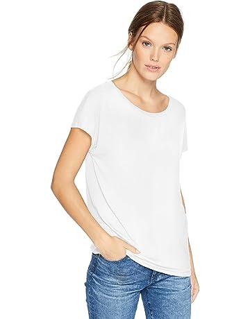 60a249a29f Daily Ritual Women s Jersey Short-Sleeve Boat Neck Shirt