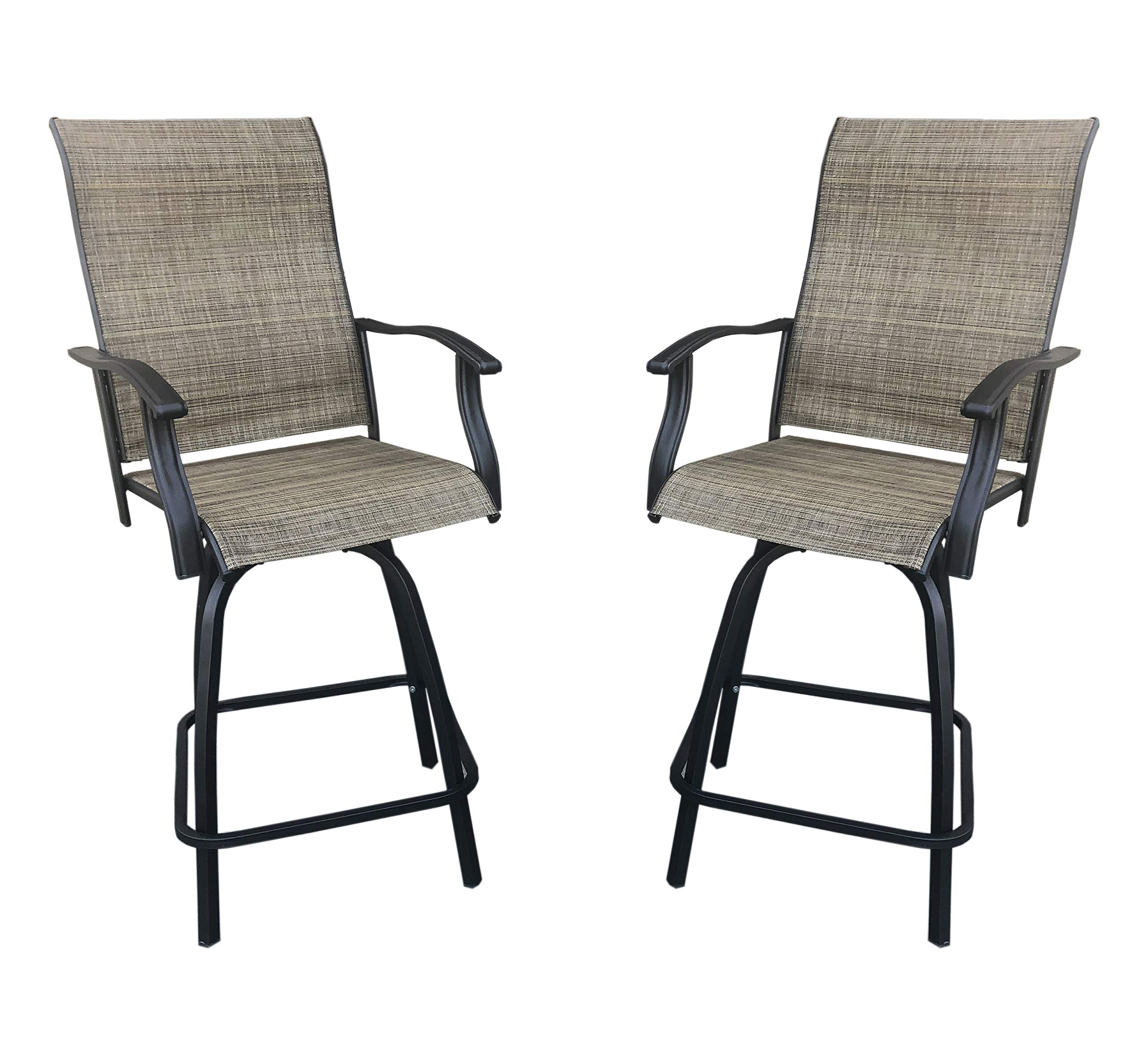 Kokomo – 2 Outdoor Kitchen Barstools