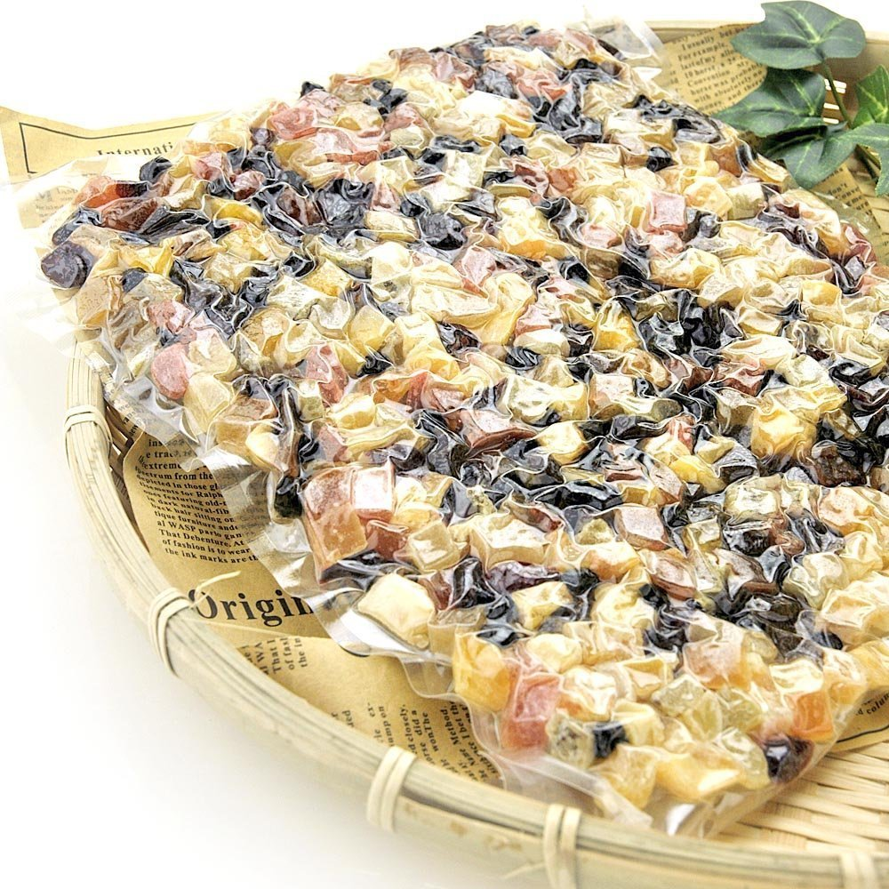 Dry rich 10 kinds of dried fruit mix 1kg (2X500g) dried fruit