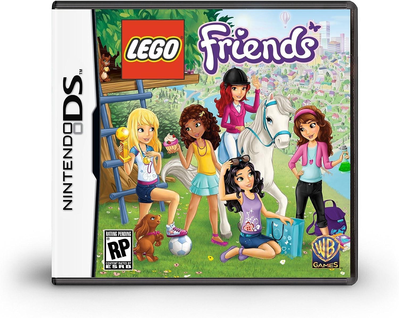 Amazoncom Lego Friends Nintendo Ds Wb Games Video Games