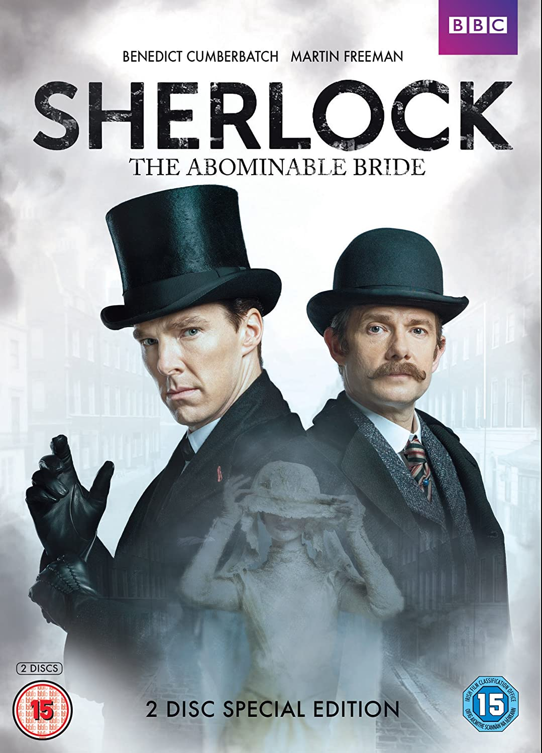 Sherlock - The Abominable Bride [DVD] [2016]: Amazon.co.uk ...