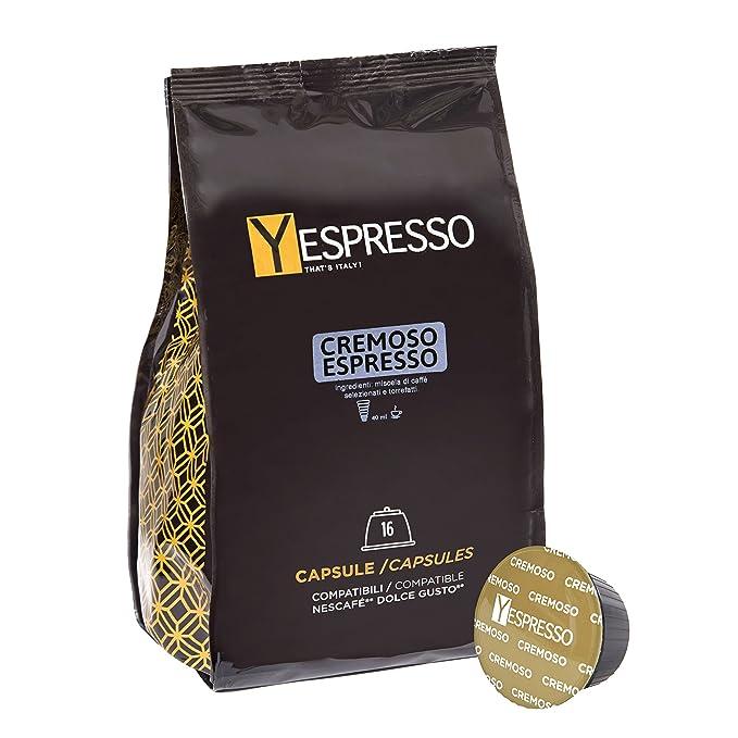 nescaf%C3%A9 dolce gusto capsule compatibili  64 capsule compatibili Nescafè Dolce gusto extra CREMOSO:  ...