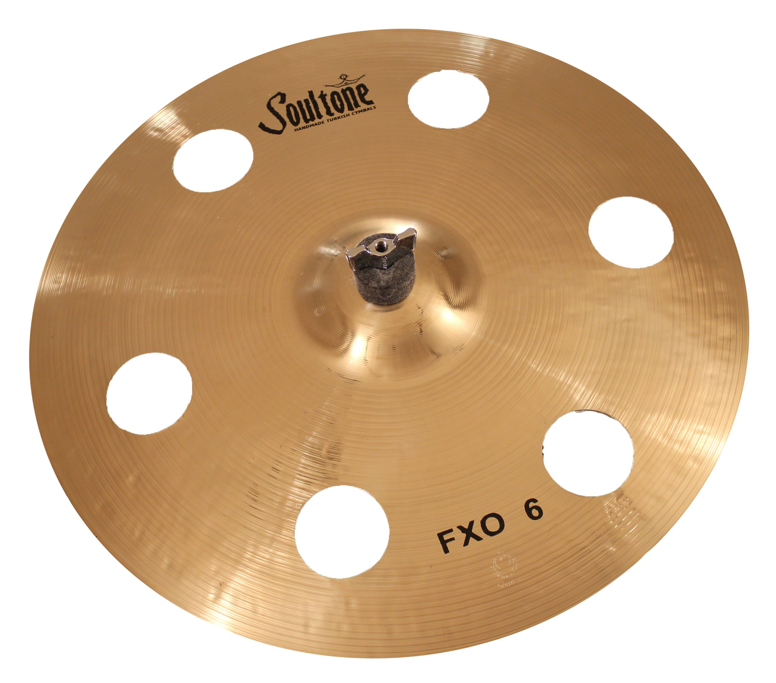 Soultone Cymbals F06-FXO17-17'' FXO 6 Crash by Soultone Cymbals
