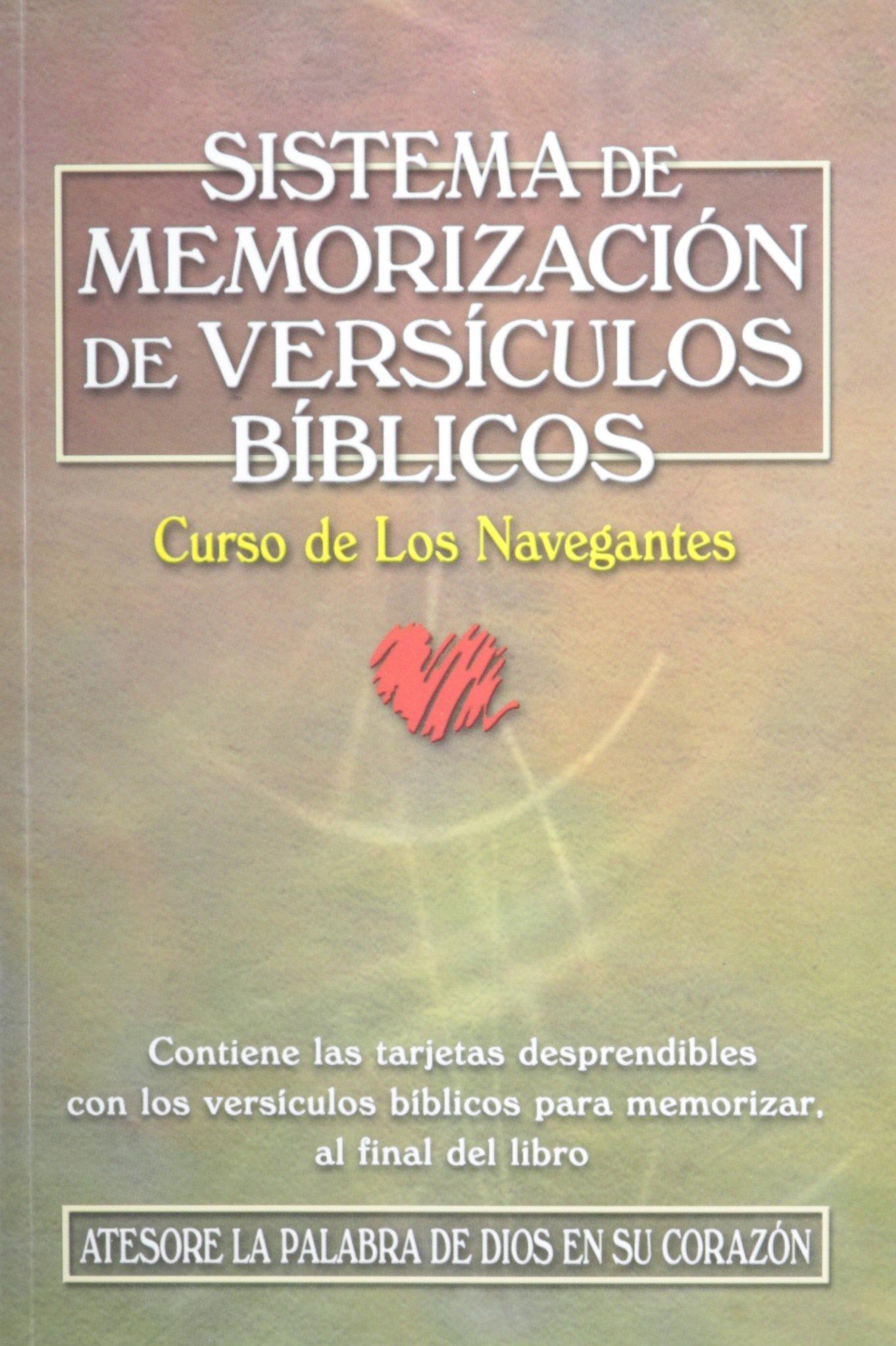 Sistema de Memorizacion de Versiculos Biblicos (Spanish Edition) PDF