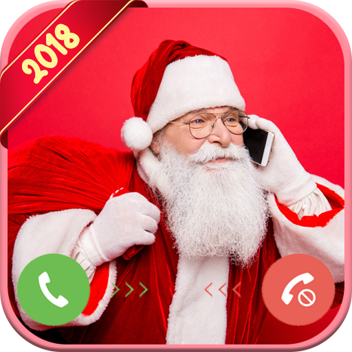 Personalized Call From Santa Claus - Free Fake Phone Call ID PRO 2018 - PRANK