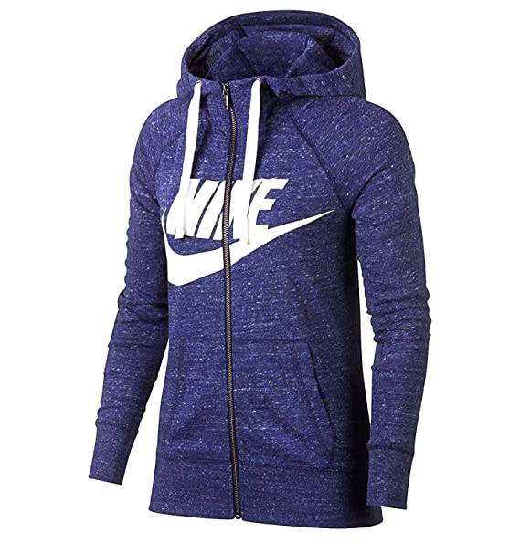 42336e488812 Amazon.com  NIKE Womens Graphic Vintage Athletic Jacket  Sports   Outdoors