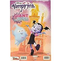 Disney Junior Vampirina GIANT coloring & activity book