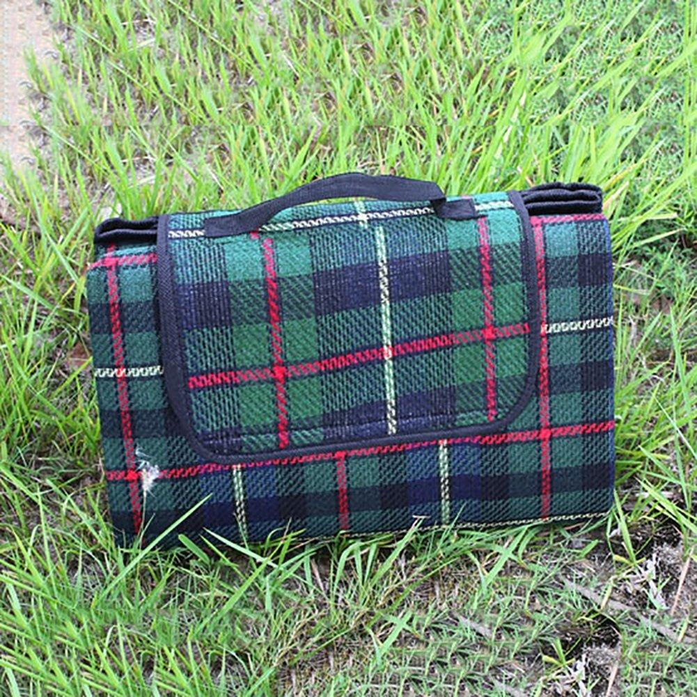 ZJM- Camping Moistureproof Matte Im Freien Wasserdichte Picknickmatte Picknickmatte Picknickmatte Zelt Schlafmatte Nap Pad (Farbe   Blau) B07DQJRM21 | Erste Gruppe von Kunden  3bbdfb