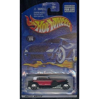 Hot Wheels 2001-176 1931 Duesenberg Model J 1:64 Scale: Toys & Games