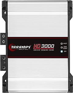 Taramps HD 3000 4 Ohms Class D Full Range Mono Amplifier