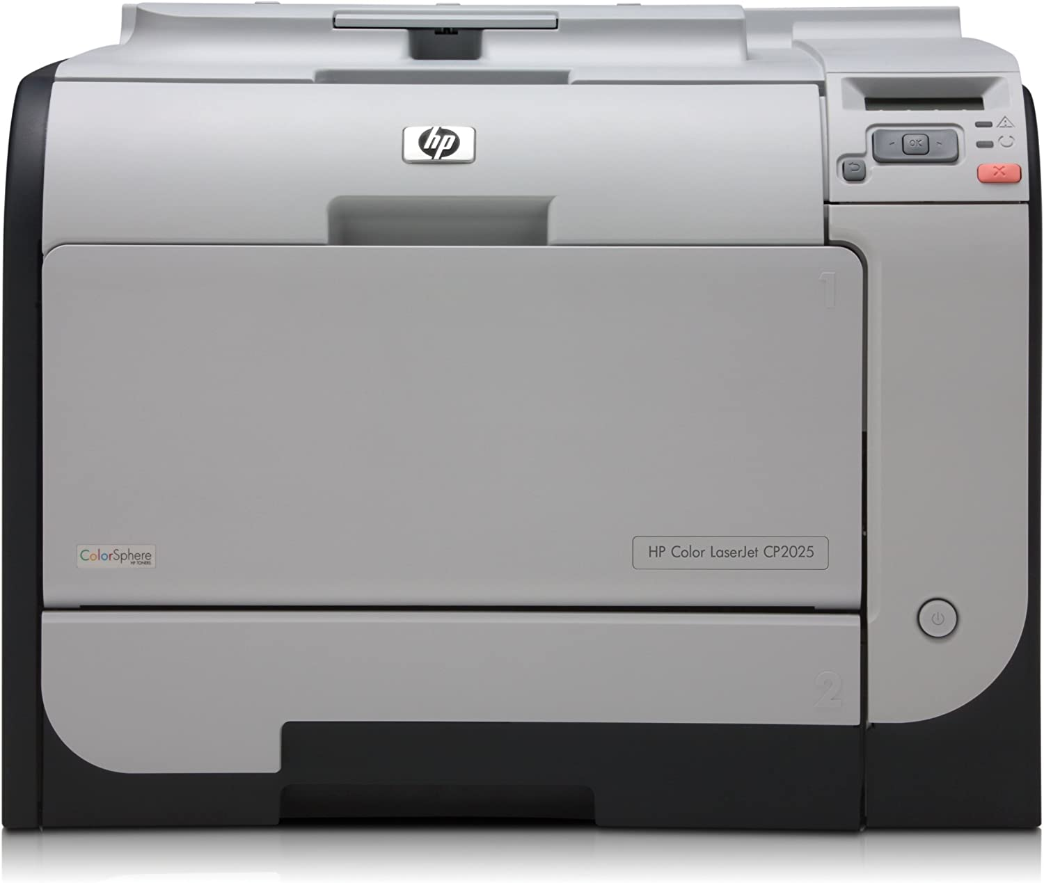 HP LaserJet Impresora HP Color LaserJet CP2025n: Amazon.es: Electrónica