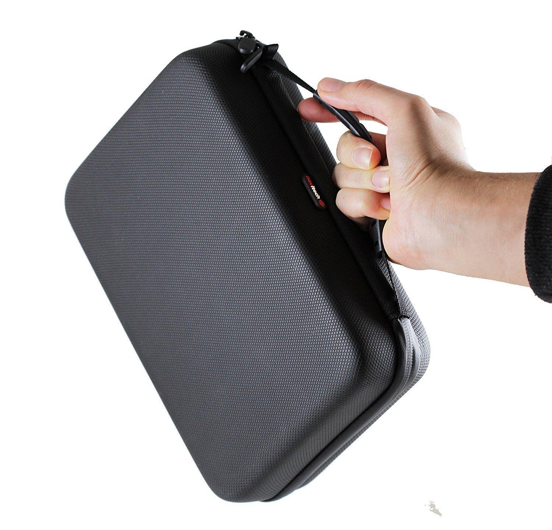 (お得な特別割引価格) Navitech 頑丈 ブラック 高耐久 頑丈 Navitech ハードケース/カバー ハンドストラップ付き 高耐久 ASUS PN30 Mini PC用 B07NGQ6L2F, きものワールド:e5341431 --- senas.4x4.lt