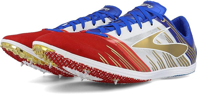 Brooks Wire 4 Zapatilla De Correr con Clavos - 48.5: Amazon.es: Zapatos y complementos