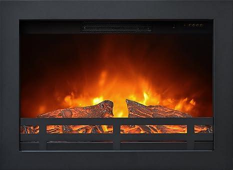 Inserto Per Camino Elettrico Rubifires Flandria Potenza 0 900 1800w