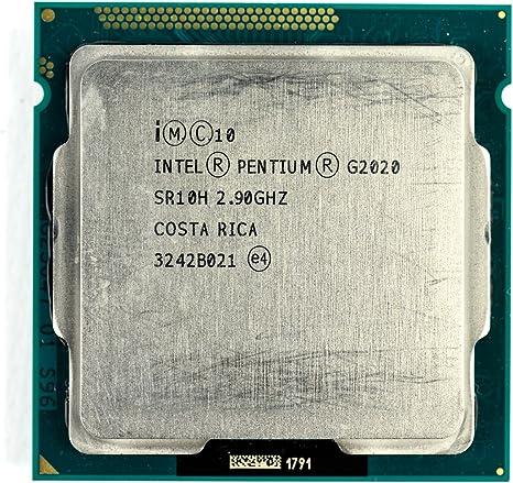 Pentium G2020 2.9 GHz 3MB cache Processor TESTED WORKING SR10H Ivy Bridge