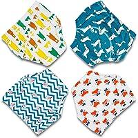 MooMoo Baby Training Pants Toddler Potty Training Underwear Boys Girls,