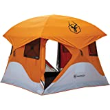 Gazelle 22272 T4 Pop-Up Portable Camping Hub Tent, Easy Instant Set Up in 90 Seconds, 4 Person