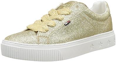 Womens Glitter Low-Top Sneakers Tommy Jeans phKdhawNZ5