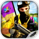 2 player games online - Paintball Arena Challenge 2 - Multiplayer Battle