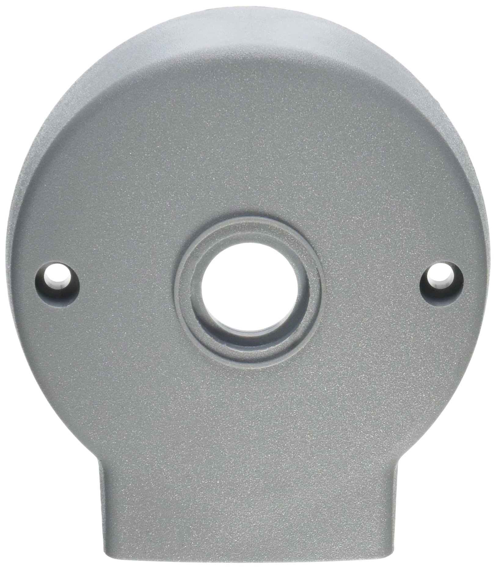 Hoffman S2MLSAR Light Signal Adapter, Round Cover