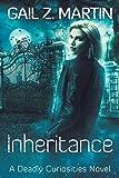 Inheritance: Deadly Curiosities, Book 4 (4)