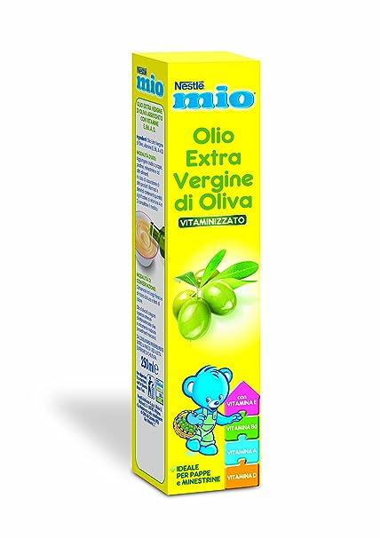 Aceite de Oliva Virgen Extra Nestlé Mi VITAMINAS 250ml