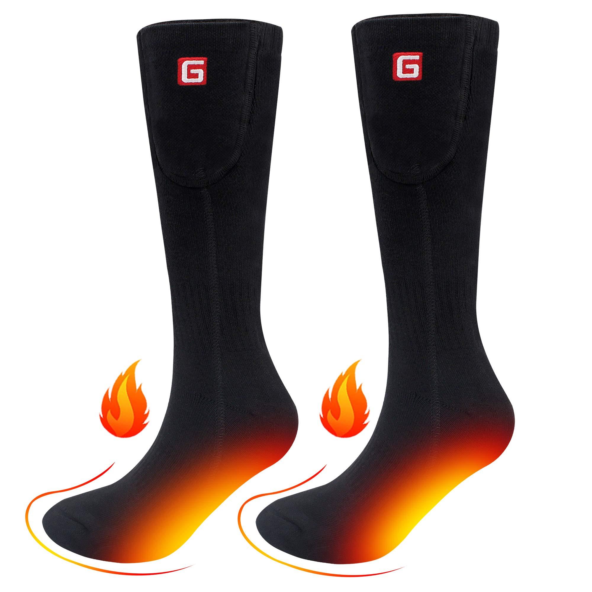 Daintymuse DM 3.7 Socks (Black) by Daintymuse