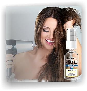 Amazon.com : VITANE MIRACLE SEAL TRATAMIENTO ÓLEO / recuperar la hidratación y suavidad de tu cabello. Ideal para cabello seco y maltratado/ Dry and damage ...