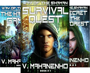 The Way Of The Shaman 7 Book Series Kindle Edition