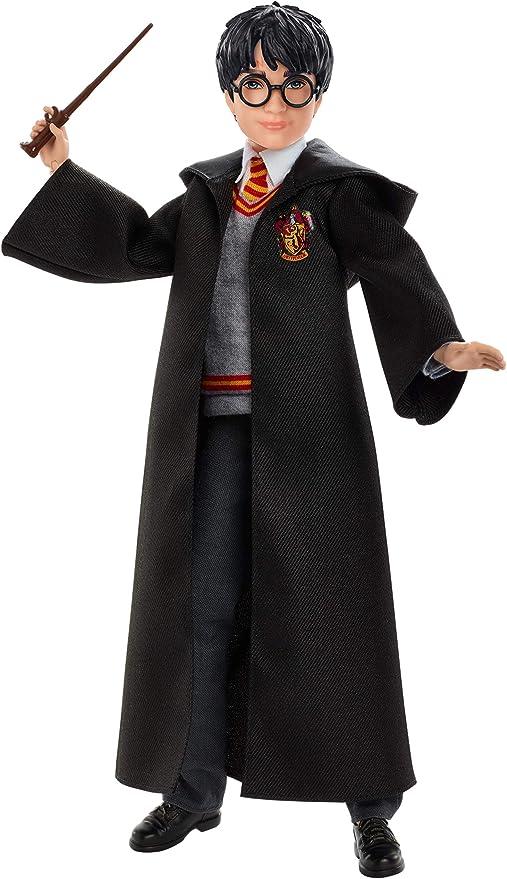 Amazon.es: Harry Potter Muñeco Harry de la colección de Harry ...