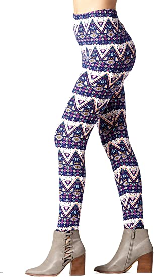 Cheetah Print Leggings One Size Stretchy Ultra Softest Feel High Waist NEW