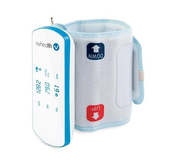 Tensiómetro inalámbrico de brazo - Bluetooth: Amazon.es: Salud y cuidado personal