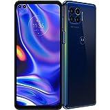 Motorola One 5G   2020   Unlocked   Made for US by Motorola   4/128GB   48MP Camera   Blue