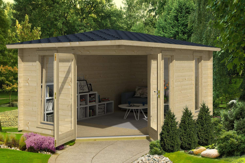 Caseta de jardín Edinburgh 2 40: Amazon.es: Jardín
