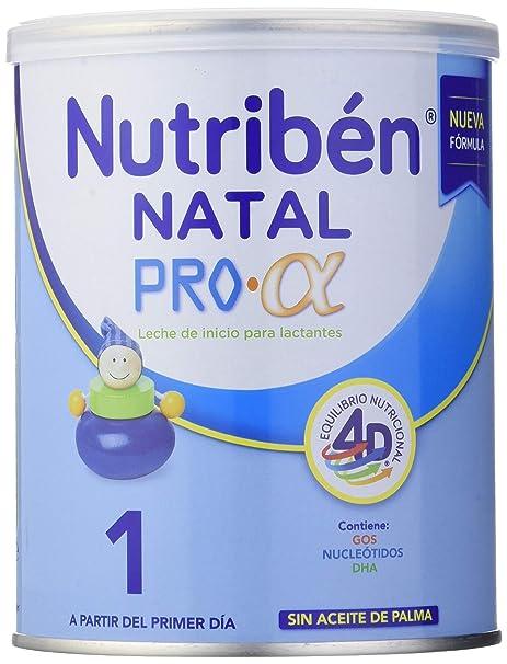 Nutribén leche inicio - 400 Gr: Amazon.es: Alimentación y bebidas