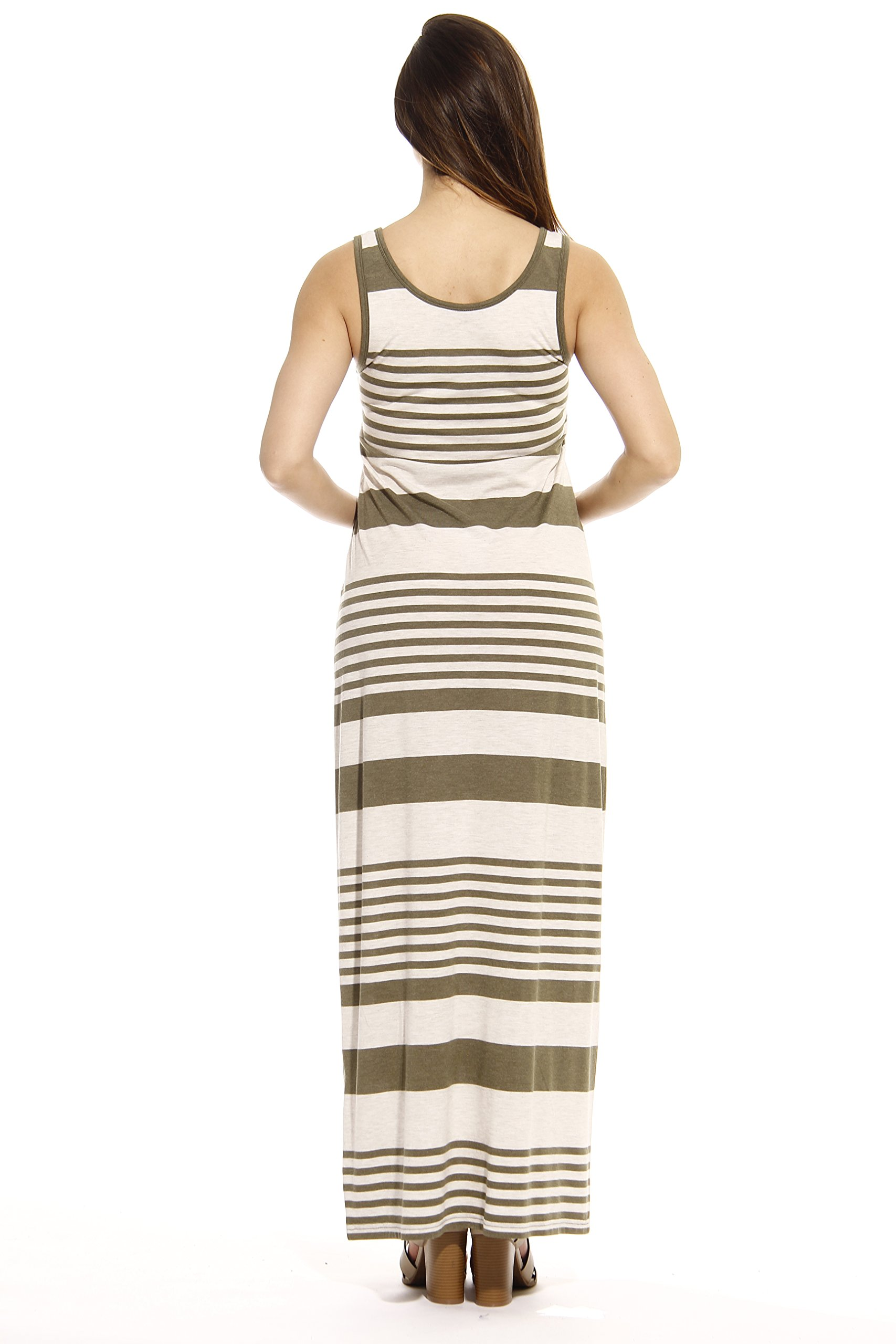 3007-138-OLVC-3X Just Love Summer Dresses / Maxi Dress by Just Love (Image #3)