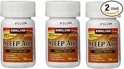 Aid 25mg, 2 Pack of 96 Tablets