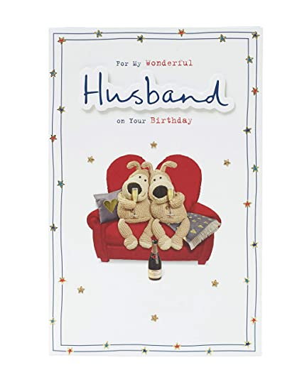 Tarjeta de cumpleaños para marido - Tarjeta de regalo para ...