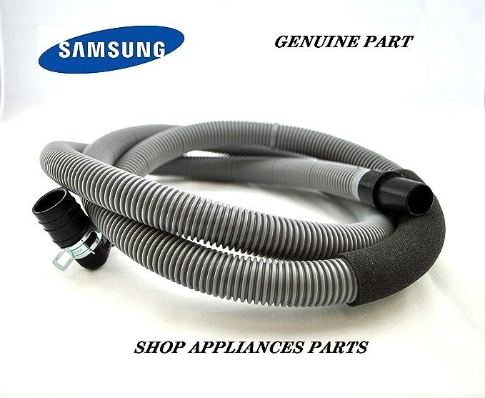 Samsung DC9702250Z- Manguera de drenaje para lavadora: Amazon.es ...