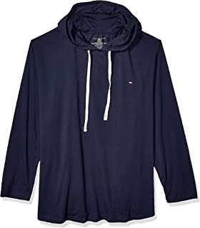 Tommy Hilfiger Mens Big and Tall Zip Up Hoodie