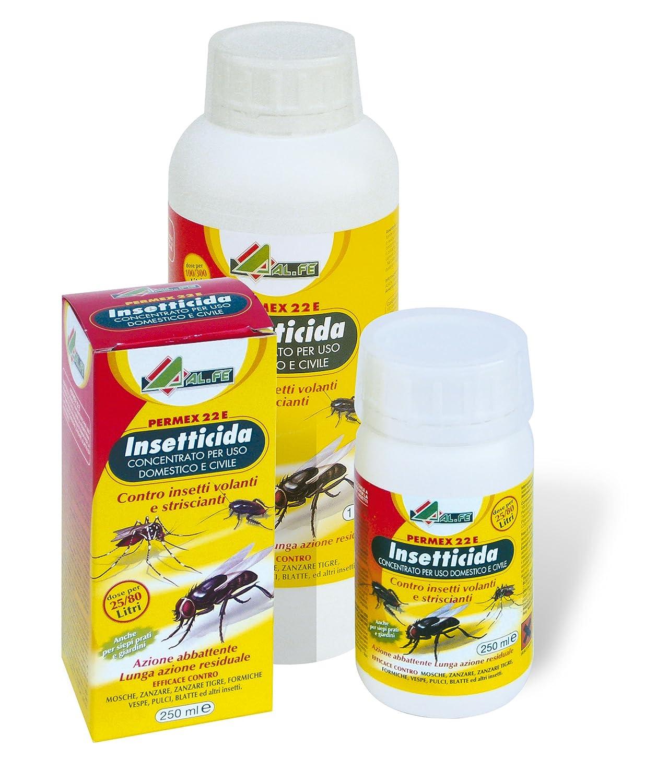 Alfe Permex 22 Insetticida contro insetti striscianti e volanti 1 lt