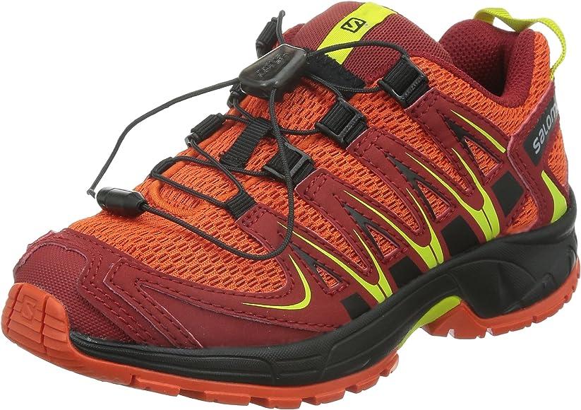 Salomon XA Pro 3D J - Zapatillas para Correr en montaña de ...