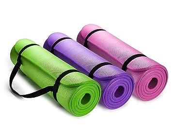 HemingWeigh - Esterilla de yoga de alta densidad y extra ...