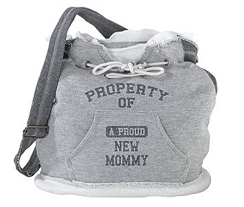 Amazon.com: Lillian Rose pañal bolsa, Propiedad De Mommy ...